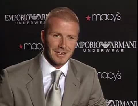 Watch and share Beckham GIFs and Emporio GIFs on Gfycat
