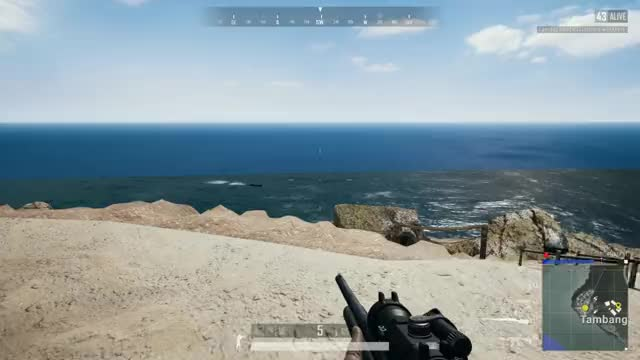 Watch and share 400m GIFs and Pubg GIFs by Adam Long on Gfycat