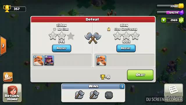 Watch Defensive wombo-combo GIF on Gfycat. Discover more clashofclans GIFs on Gfycat