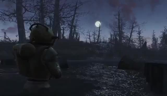 Watch Fog Crawler-FO4 GIF on Gfycat. Discover more related GIFs on Gfycat