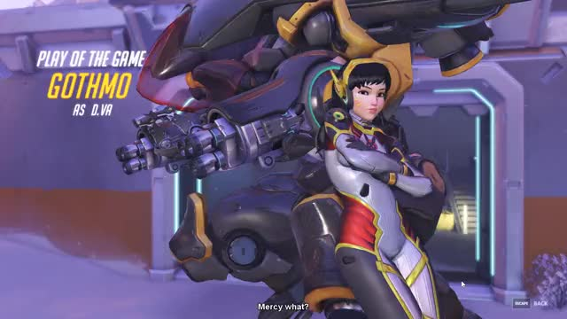 Watch and share Overwatch GIFs and Potg GIFs by nstnr on Gfycat