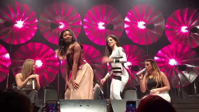 Watch M&G - March 27, 2015 - Glenside, PA Fifth Harmony Reflection Tour GIF by @camilacabello on Gfycat. Discover more 5h, fifth harmony, fifth harmony (musical group) GIFs on Gfycat
