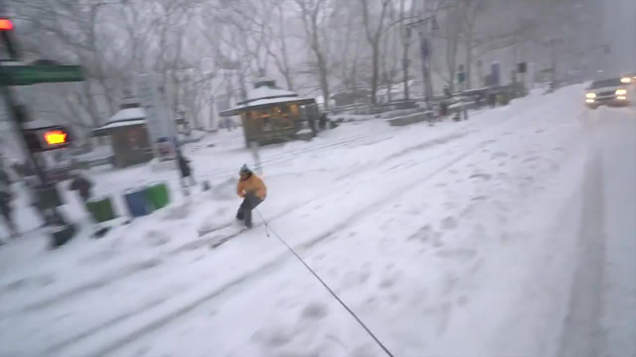 SuperAthleteGifs, interestingasfuck, superathletegifs, SNOWBOARDING WITH THE NYPD GIFs