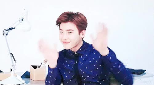 Watch and share Lee Jong Suk GIFs and Curiousity GIFs on Gfycat