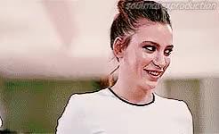 Watch and share Serenay Sarıkaya GIFs and Serenay ÇaäŸatay GIFs on Gfycat