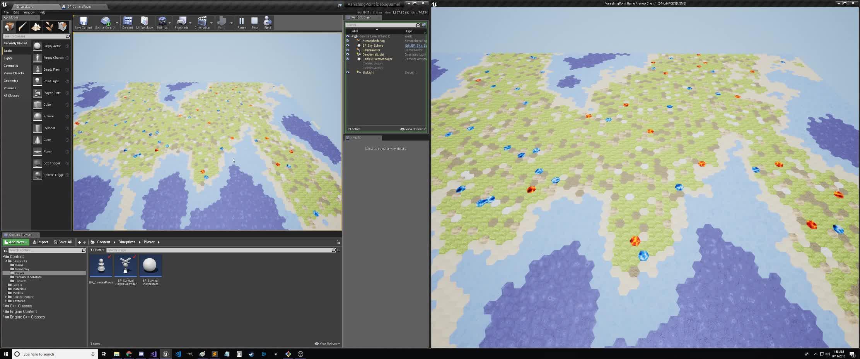Vanishing Point Multiplayer Building Demo GIFs
