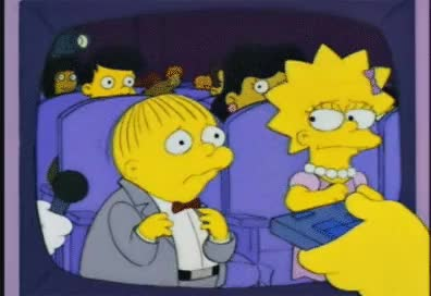 Watch and share Simpson GIFs on Gfycat