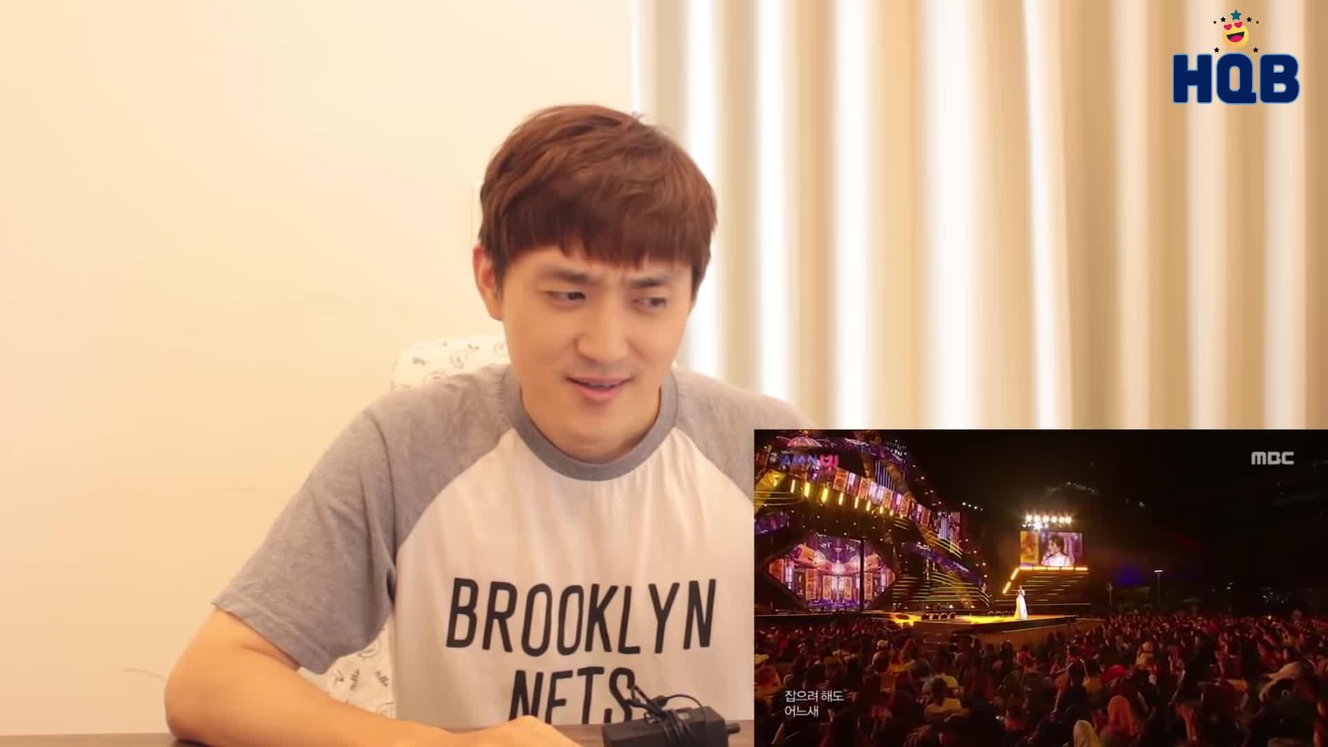 Clip: Khoảnh khắc Á  Ố của fan quốc tế khi xem Người hãy quên em đi phiên bản Hàn của Mỹ Tâm ảnh 1