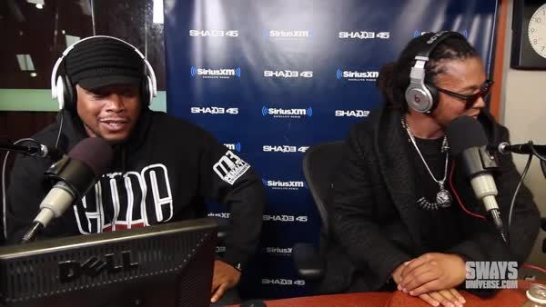 lefthanging, Lupe Fiasco's LAST RADIO FREESTYLE on Sway in the Morning (reddit) GIFs