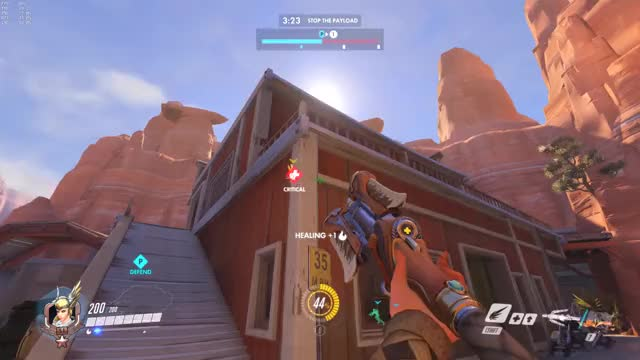 Watch Against the Ninja. GIF on Gfycat. Discover more overwatch GIFs on Gfycat