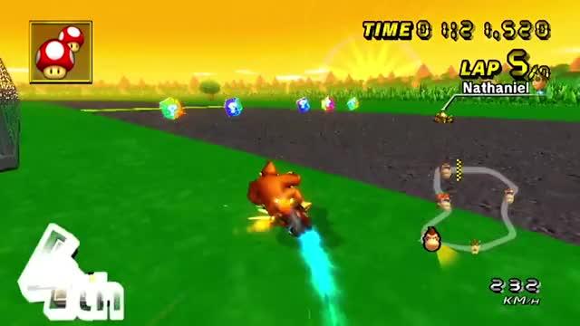 Mario Kart Wii Custom Tracks Road To 9999 Vr Episode 25 Roller