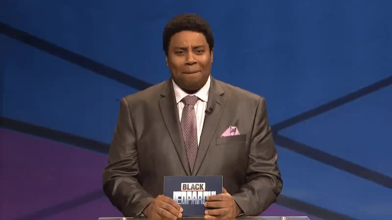 kenan thompson, MRW I have a pleasant conversation with someone completely out of touch with reality GIFs