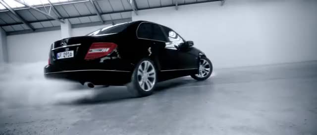 Watch and share Mercedes C300 Slow Motion Burnout GIFs on Gfycat