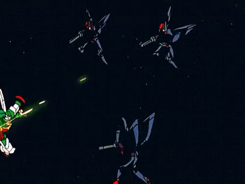 Watch and share Mobile Suit Taurus GIFs and Gundam Wing GIFs on Gfycat