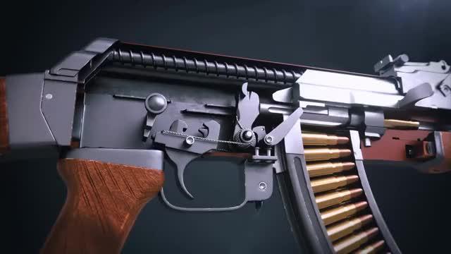 Watch and share Educational GIFs and Kalashnikov GIFs on Gfycat