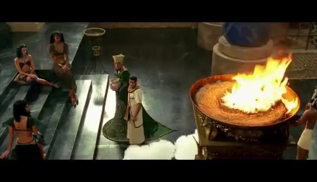 Watch Astérix & Obélix Mission Cléopâtre - Top Chronos (Scène Culte) GIF on Gfycat. Discover more related GIFs on Gfycat