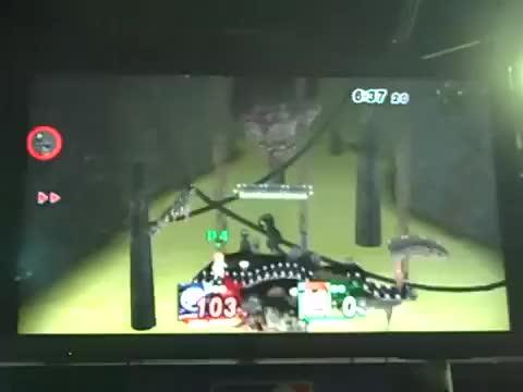 Watch MLG Columbus 2010   Shaky (Ness) Vs. Judge (MK) 3 - SSBB - SSBB - SSBB GIF on Gfycat. Discover more 2010, circuit, smashbros GIFs on Gfycat