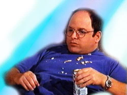 Watch and share Costanza animated stickers on Gfycat