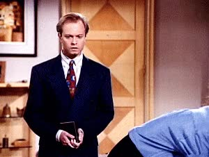 Watch frasier gif GIF on Gfycat. Discover more related GIFs on Gfycat