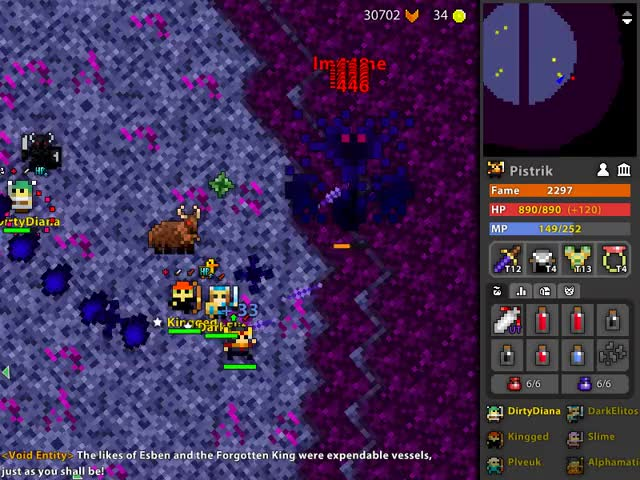 Watch and share ROTMG: Hugging Void Entity GIFs by Pistrik on Gfycat