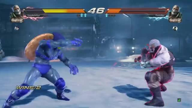 [Vinesauce] Joel - Tekken 7 ( Part 1 )