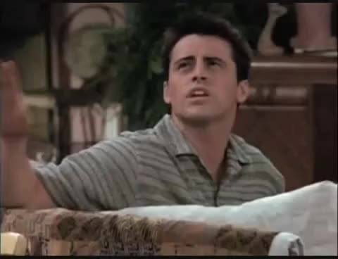 Watch Friends: Joey's Tailor GIF on Gfycat. Discover more related GIFs on Gfycat