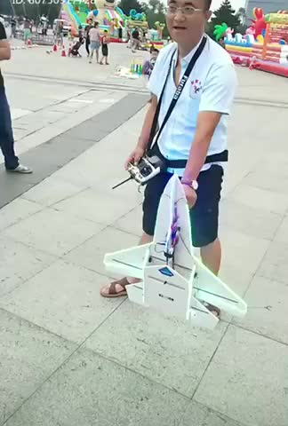 Watch and share Remote Control Airplane  GIFs by LimeLights  on Gfycat