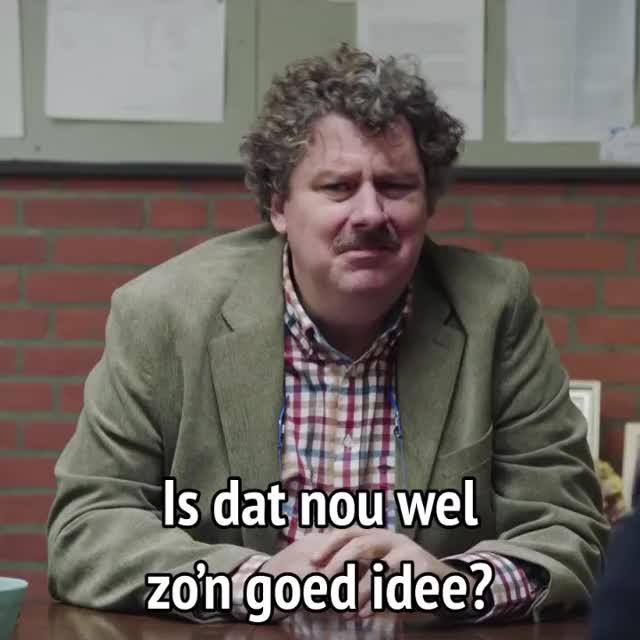 Watch and share Luizenmoeder - Is Dat Nou Wel Zo'n Goed Idee GIFs by MikeyMo on Gfycat