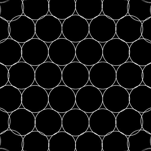holofractal, Breathing sphere packing (reddit) GIFs