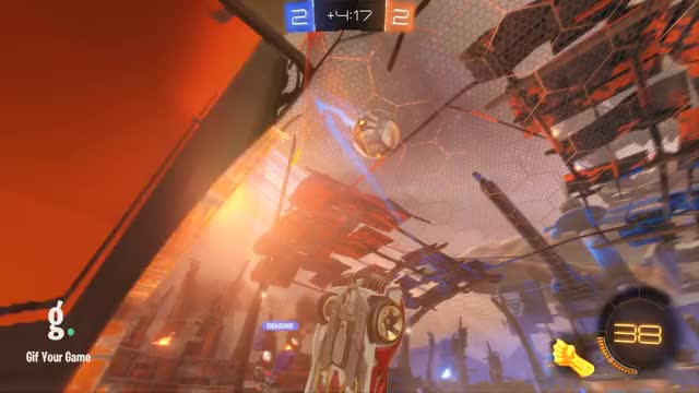 Watch Goal 5: Gritty GIF by Gif Your Game (@gifyourgame) on Gfycat. Discover more Gif Your Game, GifYourGame, Goal, Gritty, Rocket League, RocketLeague GIFs on Gfycat