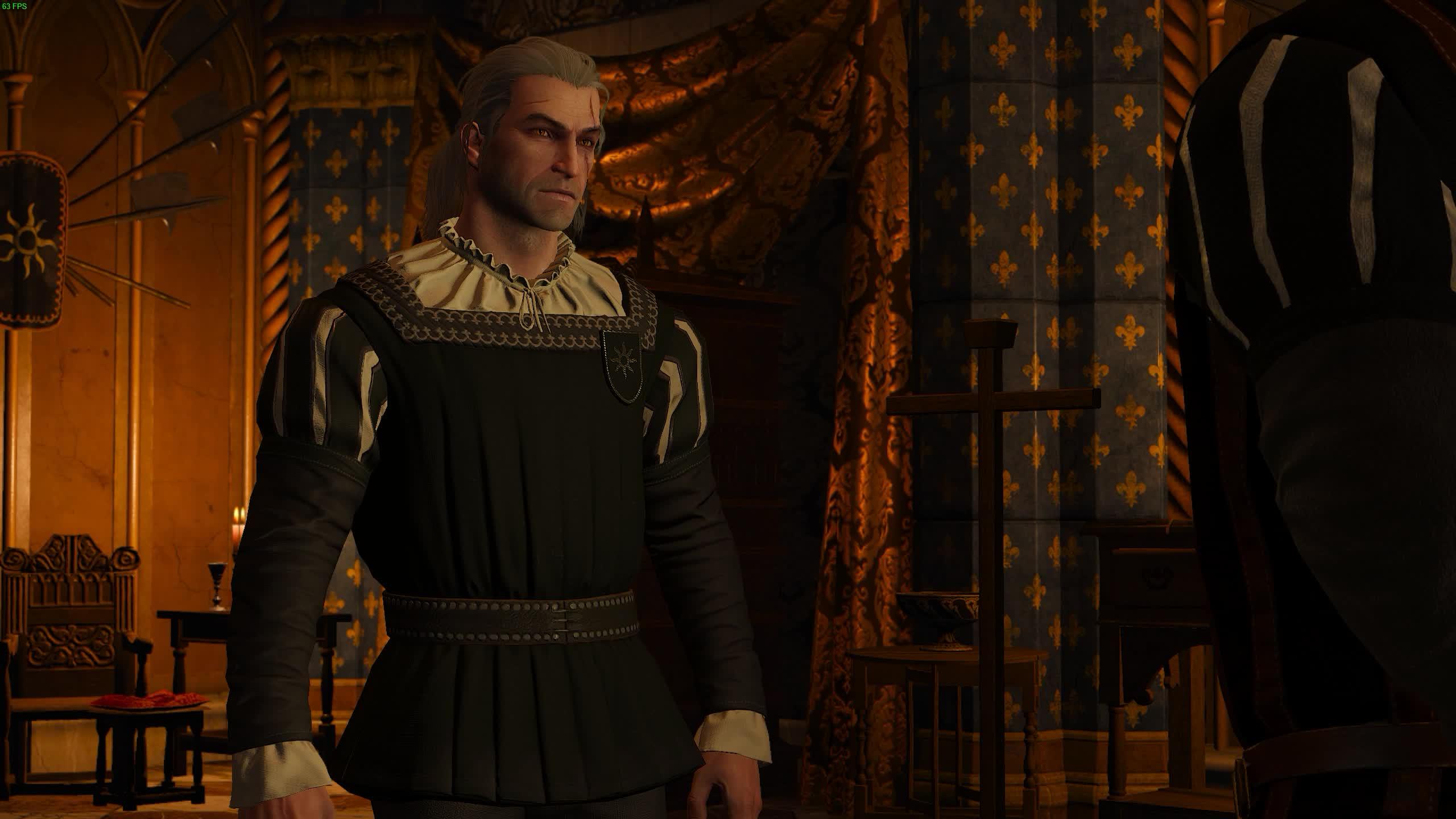 Geralt, Geralt of Rivia, Witcher, Witcher 3, Geralt Dab GIFs