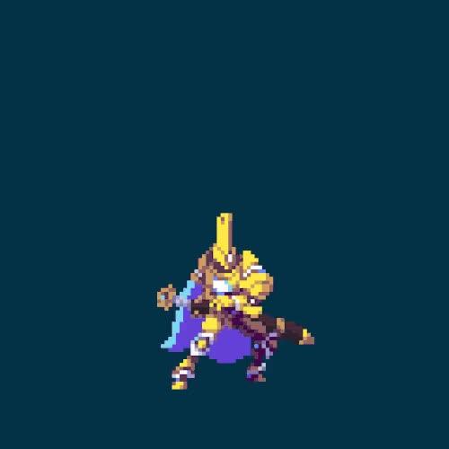 Watch and share Duelyst Minion Preview: Sol Pontiff Byglauberkotaki| Tumblr GIFs on Gfycat