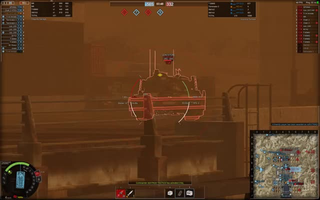 IDDQD activated (kanusis, Armored Warfare)