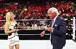 Watch and share Renee Young Ric Flair Gifs 001_005 GIFs on Gfycat