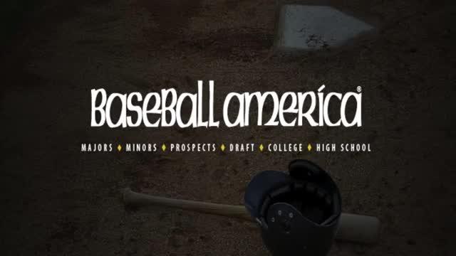 Watch Chance Adams%2C rhp%2C Yankees GIF by Baseball America (@baseballamerica) on Gfycat. Discover more related GIFs on Gfycat