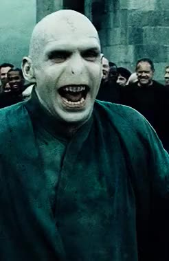 Watch and share Lord Voldemort GIFs and Harry Potter GIFs on Gfycat