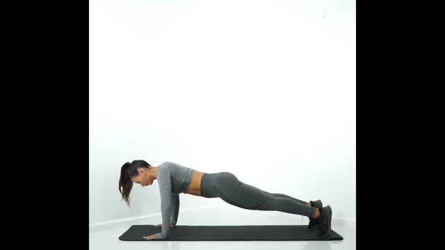 Watch and share Push Up GIFs by Gym Pact on Gfycat