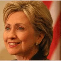 Watch and share Funny Hillary Clinton Photo: Hilary Clinton Hillary.gif GIFs on Gfycat