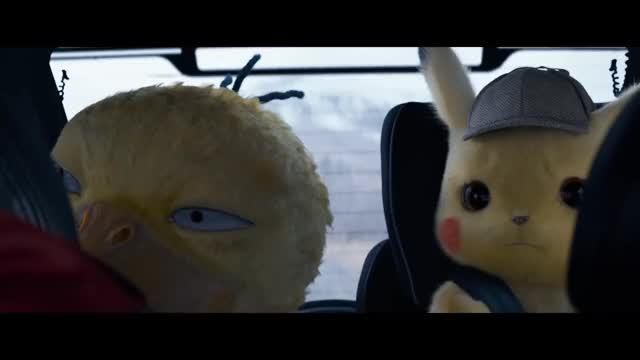 Watch Detective Pikachu - Psyduck GIF by Jordan Frost (@frost42) on Gfycat. Discover more Casting, Detective Pikachu, Films, Funny, Gaming, Justice Smith, Movies, Pokemon, Ryan Reynolds, Whitney Houston GIFs on Gfycat