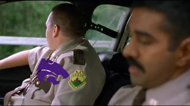 Watch and share Super Troopers GIFs and Kansas State GIFs by EveryManAWildcat on Gfycat