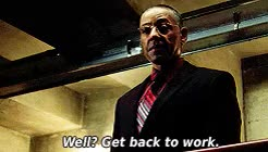 Watch and share Giancarlo Esposito GIFs and Breaking Bad GIFs on Gfycat