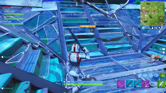 Watch and share Double Kill GIFs and Fortnite GIFs by krohnos on Gfycat