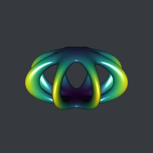 Watch and share Isosurface GIFs and Geometry GIFs by Stéphane Lambert on Gfycat
