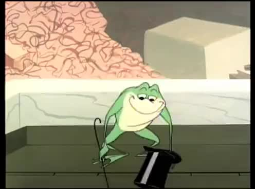 The Singing Frog Part 1
