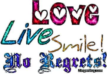 Watch and share Love Live Smile No Regrets animated stickers on Gfycat