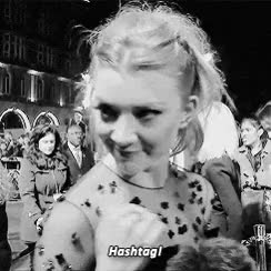Watch and share Natalie Dormer GIFs and Hashtag GIFs on Gfycat
