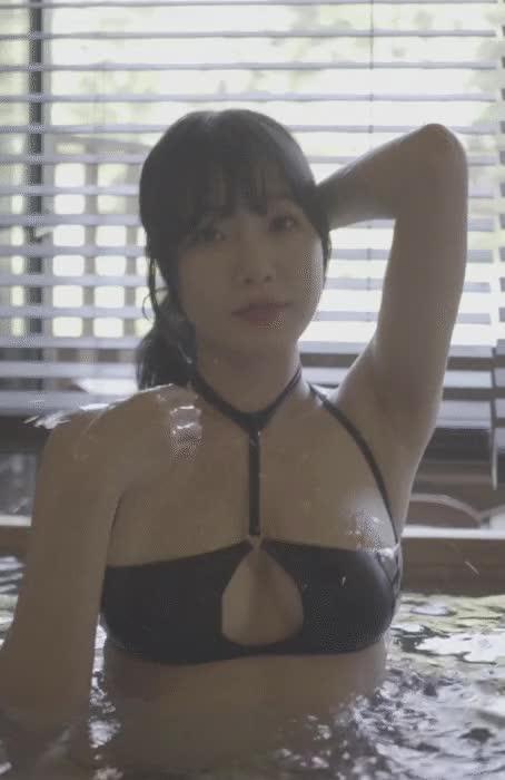 Watch and share 수련수련 비키니 15 GIFs on Gfycat