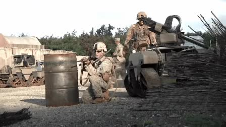 Watch and share Army Robot GIFs by Popular Science on Gfycat