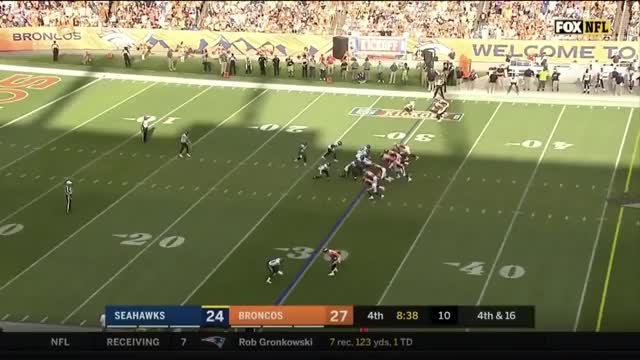 Watch and share Seattle Seahawks GIFs and Denver Broncos GIFs on Gfycat