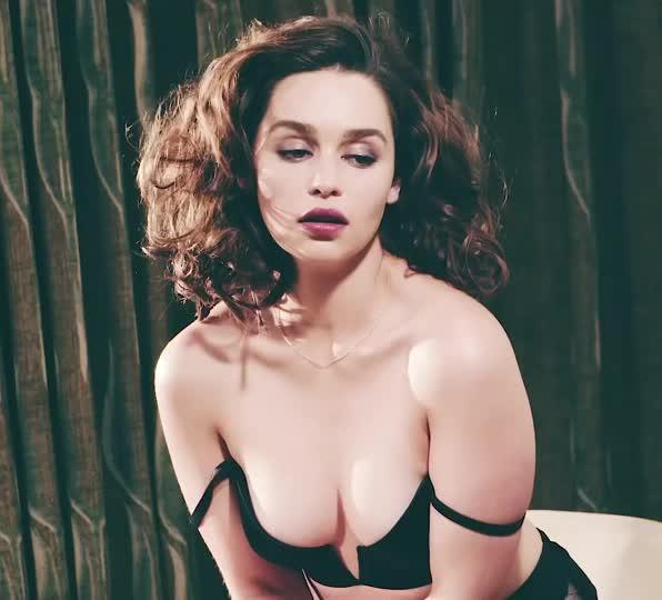 emilia clarke, model, Emilia Clarke GIFs
